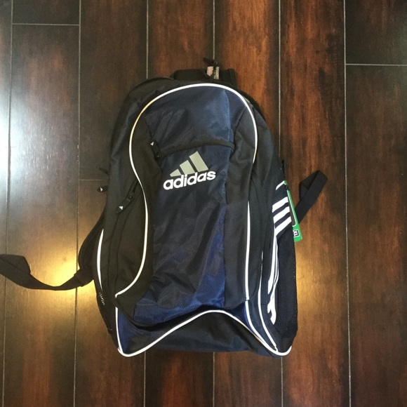NWT Adidas Stadium Backpack for soccer sports fc6b21866ad7e